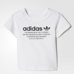 Футболка детская I NMD TEE AOP Adidas BQ4328