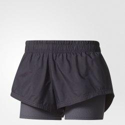 Шорты женские RUN 2IN1 SHORT Adidas CD5116
