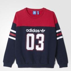 Джемпер детский J FR CREW G Adidas S96034
