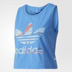 Майка женская LOOSE CROP TANK Adidas BK2087