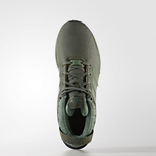 Кроссовки высокие мужские ZX FLUX 5 8 TR Adidas BY9434 (последний размер)