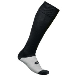 Гетры TRNG SOCK LONG LOGO BLACK Lotto S3783