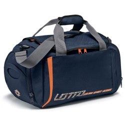 Сумка спортивная BAG LOGO NAVY/ORANGE BEAT Lotto S7446