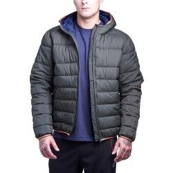 Куртка утепленная мужская JONAH III BOMBER HD PAD GREEN HUNTER Lotto S9343 (последний размер)