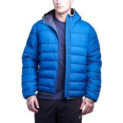 Куртка утепленная мужская JONAH III BOMBER HD PAD BLUE OIL Lotto S9345 (последний размер)