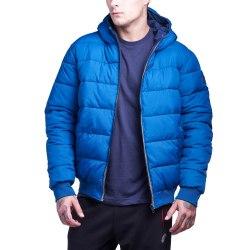 Куртка утепленная мужская JONAH III BOMBER HD TWIN BLUE OIL/NAVY Lotto S9348 (последний размер)