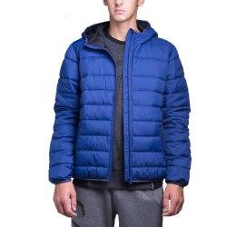 Куртка утепленная детская JONAH III BOMBER HD PAD B BLUE TWILIGHT Lotto S9363