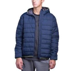 Куртка утепленная детская JONAH III BOMBER HD PAD B NAVY Lotto S9364 (последний размер)