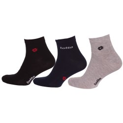 Носки SOCK ANKLE II ASSORTED Lotto S9372