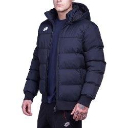 Куртка утепленная мужская BOMBER DELTA BLACK/WHITE Lotto S9820 (последний размер)