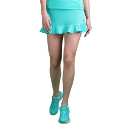 Юбка женская NIXIA IV SKIRT G GREEN THAI Lotto T1894