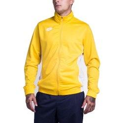 Олимпийка мужская SWEAT DELTA FZ YELLOW/WHITE Lotto T1951