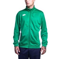 Олимпийка мужская SWEAT DELTA FZ GREEN GRASS/WHITE Lotto T1956