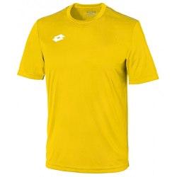 Футболка мужская JERSEY DELTA SS YELLOW/WHITE Lotto T2795