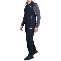Костюм спортивный мужской MASON VI SUIT RIB JS NAVY Lotto T2873