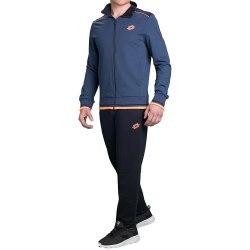 Костюм спортивный мужской MASON VI SUIT FT BLUE CITY/NAVY DEEP Lotto T2877