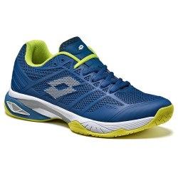 Кроссовки для тенниса мужские VIPER ULTRA IV SPD BLUE OIL/WHITE Lotto T3326