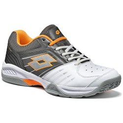 Кроссовки для тенниса мужские T-TOUR 600 X WHITE/TITAN GRAVITY Lotto T3337