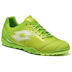 Сороконожки мужские LZG 700 X TF GREEN LIGHT NEON/WHITE Lotto T3396