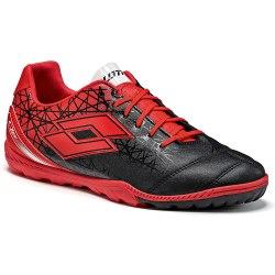 Сороконожки мужские LZG 700 X TF BLACK/RED REEF Lotto T3397