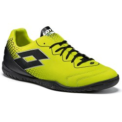 Футзалки мужские SPIDER 700 XV ID YELLOW SAFETY/BLACK Lotto T3417