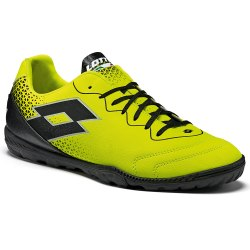 Сороконожки мужские SPIDER 700 XV TF YELLOW SAFETY/BLACK Lotto T3421