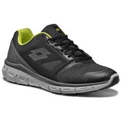 Кроссовки для тренировок мужские DINAMICA 200 BLACK/ASPHALT Lotto T3848