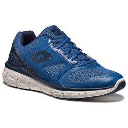 Кроссовки для тренировок мужские DINAMICA 200 BLUE OIL/BLUE AVIATOR Lotto T3849