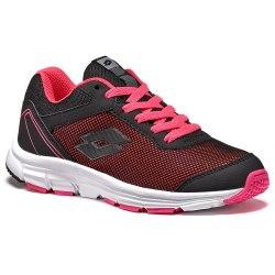 Кроссовки для бега женские SPEEDRIDE 500 III W FLUO CORAL/BLACK Lotto T3863