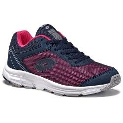 Кроссовки для бега женские SPEEDRIDE 500 III W PINK FUNKY/BLUE AVIATOR Lotto T3866