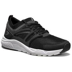 Кроссовки для тренировок мужские BREEZE BLACK/TITAN GRAVITY Lotto T3958