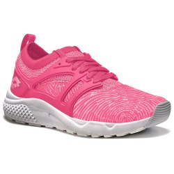 Кроссовки для фитнеса женские BREEZE OPTIC W FLUO CORAL/WHITE Lotto T4034