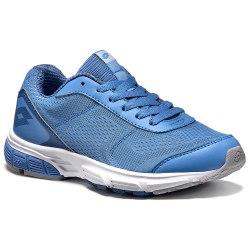Кроссовки для бега женские SPEEDRIDE 600 III W BLUE MEDIUM/BLUE METAL Lotto T4296