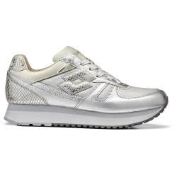 Кроссовки женские TOKYO WEDGE METAL W PEARL/SILVER METAL Lotto T4634