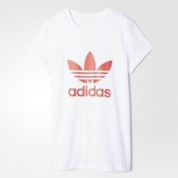 Футболка детская J TREFOIL TEE G Adidas S96091