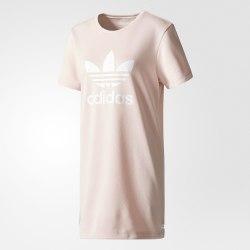 Платье женское TRF TEE DRESS Adidas BP9420