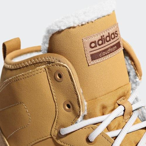 Кроссовки высокие мужские CF HOOPS MID WTR Adidas AC7789