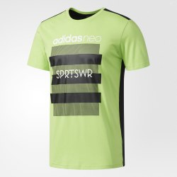 Футболка мужская M SPRTWR TEE Adidas BQ0507