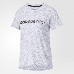 Футболка женская W CE NEO RLXD T Adidas BQ6927