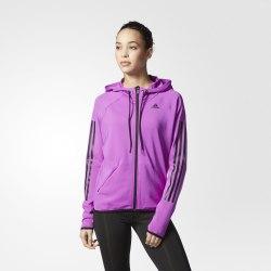 Худи женская GYM FZ HOODY Adidas AY5439