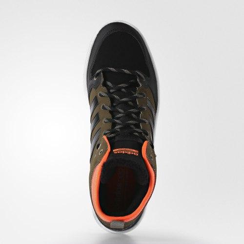 Кроссовки высокие мужские CF HOOPS MID WTR Adidas AC7790