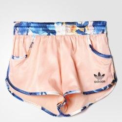 Шорты детские J TRF SHORTS Adidas BJ8552
