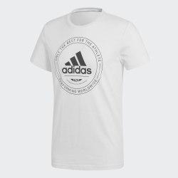 Футболка мужская ADI EMBLEM Adidas CV4515