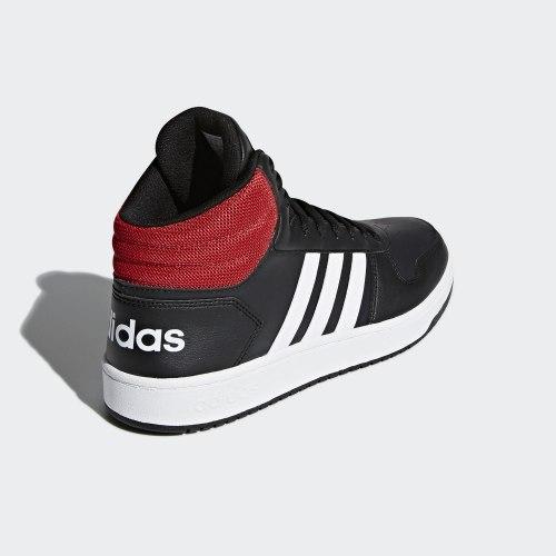Кроссовки мужские высокие HOOPS 2.0 MID Adidas DB0079
