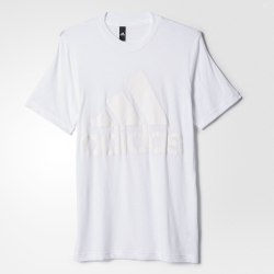 Футболка мужская BASIC TEE LOGO Adidas B48046