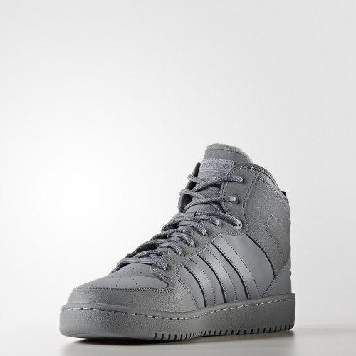 Кроссовки высокие мужские CF HOOPS MID WTR Adidas BB9913 (последний размер)