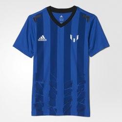 Футболка детская YB MESSI ICON T Adidas BK6149 (последний размер)