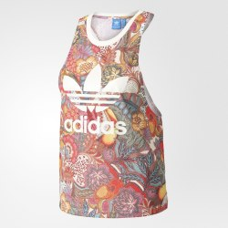 Майка женская F TANK Adidas BJ8404 (последний размер)