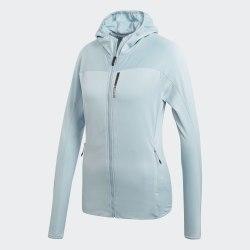 Худи женская W TraceRo Ho Fl Adidas CF9864