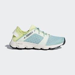 Кроссовки для туризма женские TERREX CC VOYAGER SLEEK Adidas CM7544